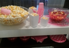 Snack Station in Pink!