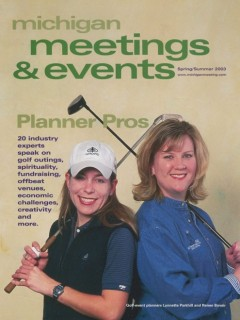 Michigan Meetings & Events Spring/Summer 2003